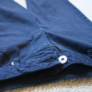 Maurices Navy Pants - Medium Tall